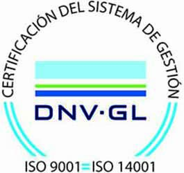 Certificados ISO 9001 ISO 14001